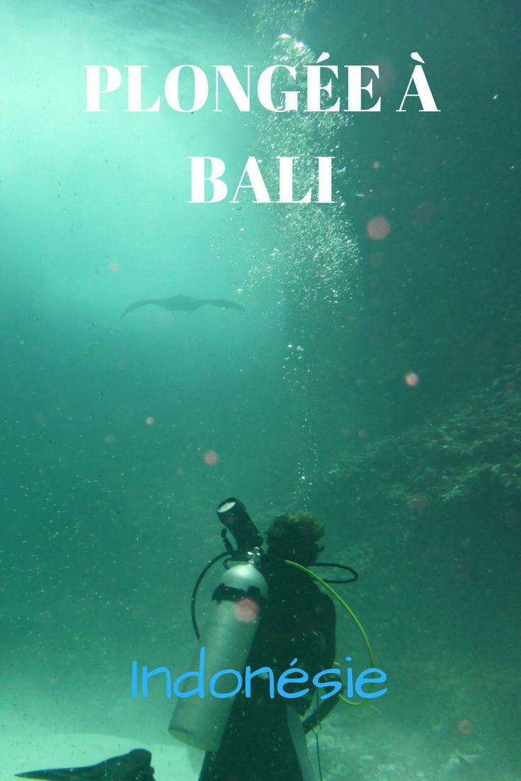 J'ai passé mon brevet de plongée SSI sur Bali et partage mon expérience et toutes les infos