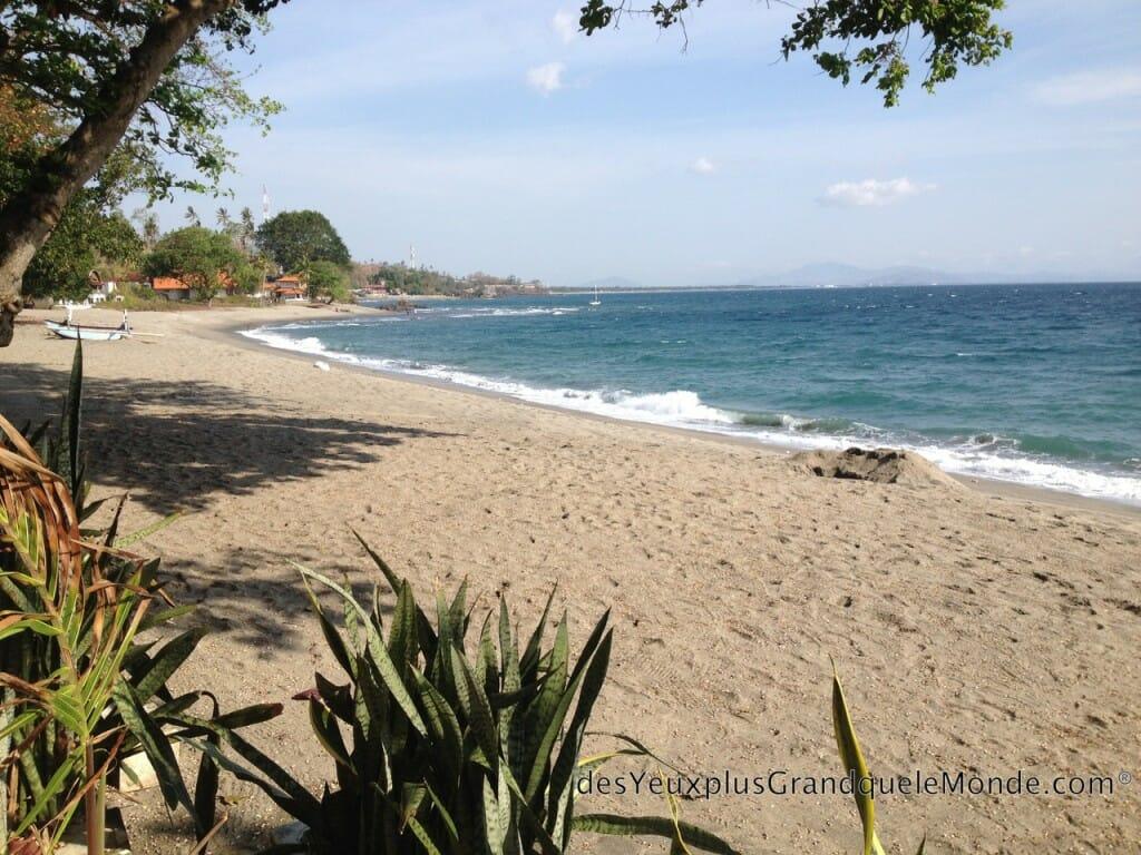 Les 5 plages de Lombok à ne pas manquer - Plage de Senggigi à Lombok