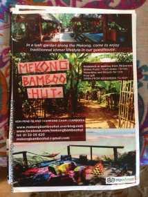 Visiter Kampong Cham au Cambodge - Mekong Bamboo Hut