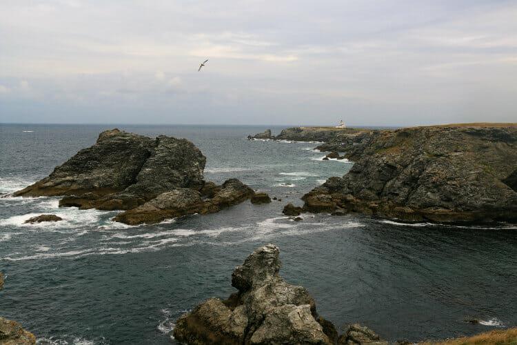 Belle-Ile-en-Mer - Phare des Poulains
