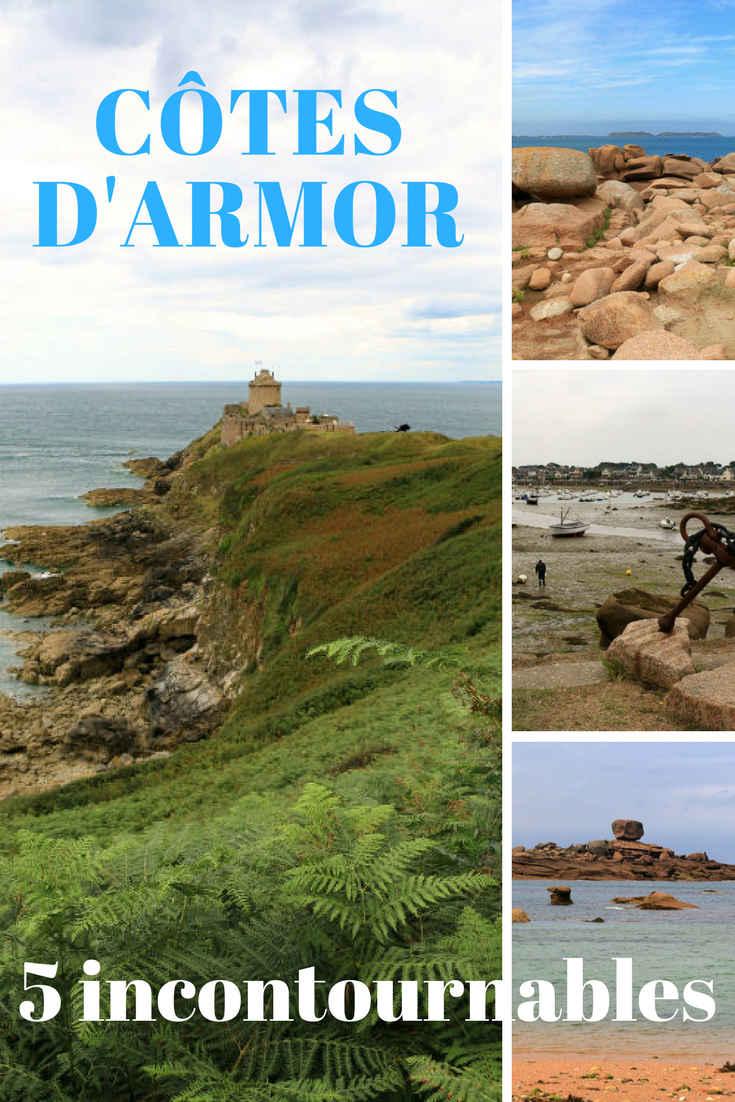 Découvrez la Team Ballet dans une interview en vidéo et aussi leurs 5 incontournables à visiter dans les Côtes d'Armor en Bretagne.