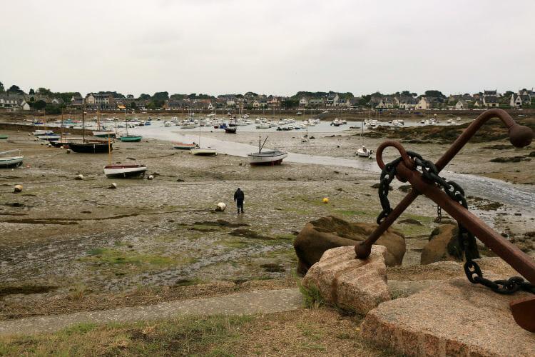incontournables à visiter dans les Côtes d'Armor - Port de Ploumanac'h