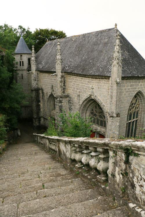 Visiter les alentours de Lorient - Chapelle du faouët