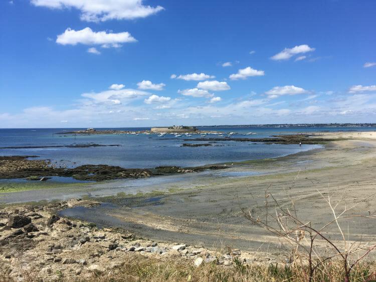 Visiter les alentours de Lorient - fort bloqué