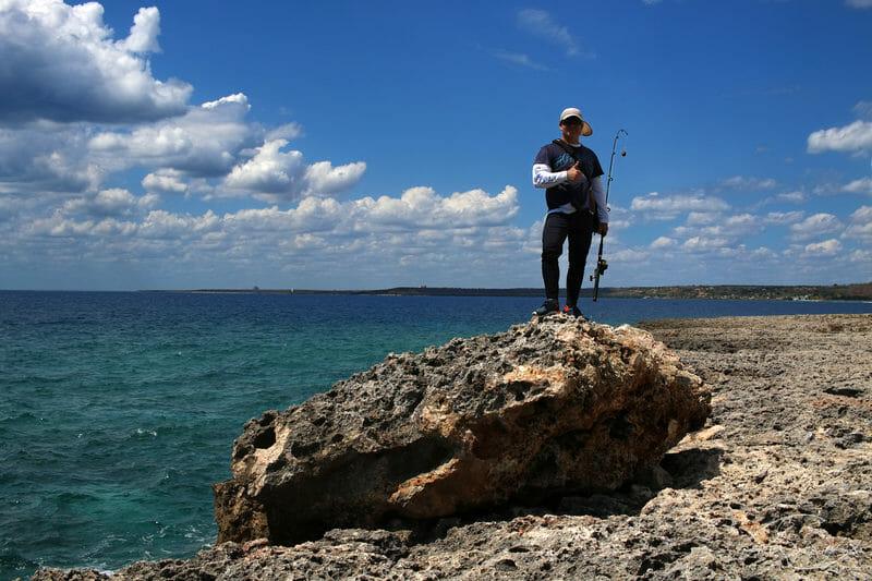Plongée à Cuba - A la pêche avec Pepe - Rancho Luna