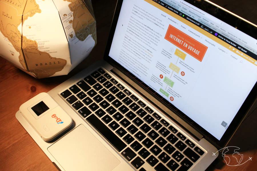 Internet en voyage : infos et astuces de blogueurs pour rester connecté