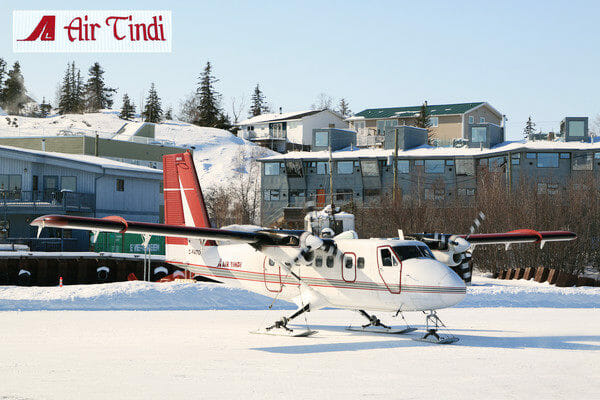 Blachford Lake Lodge - Avion Air Tindi