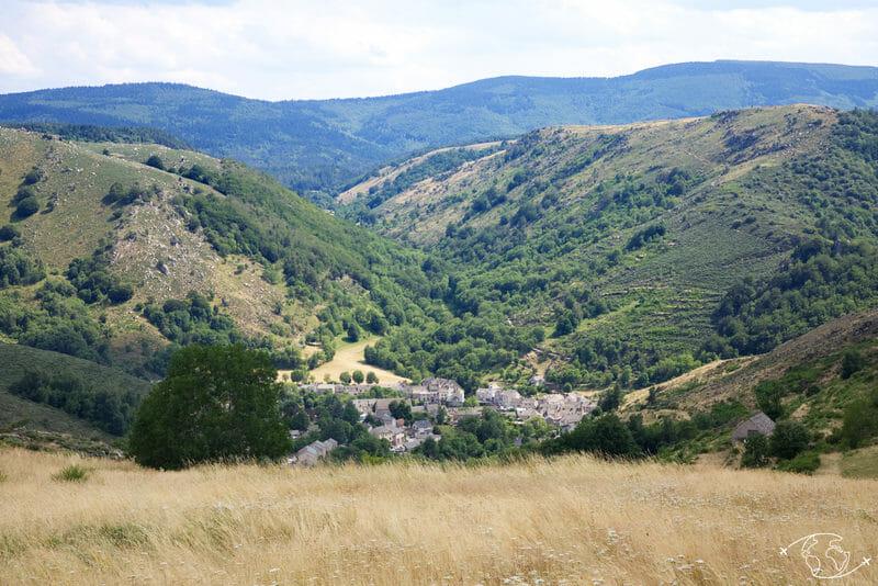 Chemin de Stevenson - Pont de Montvert