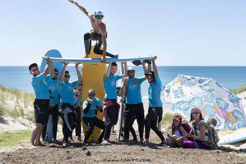 Camp de Surf - So Nice Surf School