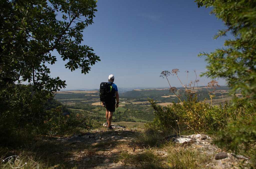 Randonnée Larzac : Tour du Larzac à pied par le GR71