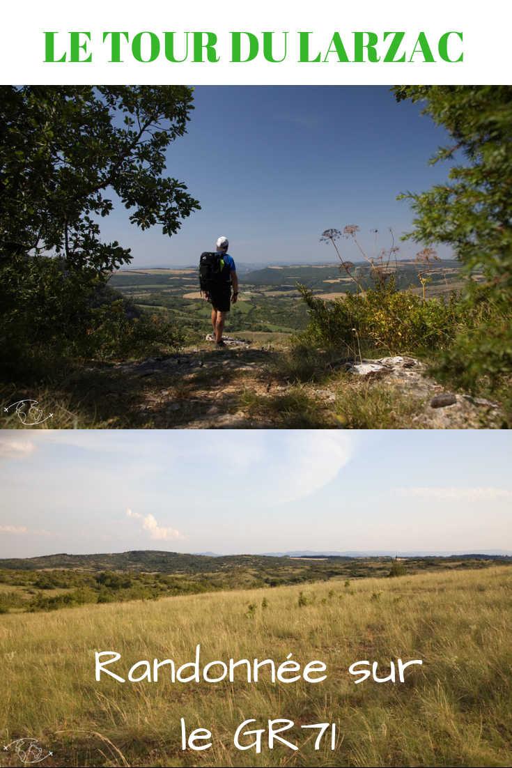 Mon tour du larzac à pied: une superbe randonnée pédestre dans l'Aveyron sur le GR71 entre nature et culture - Infos | conseils pratiques | Visites et Activités