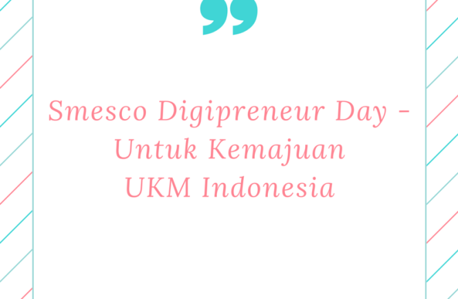 Smesco Digipreneur Day