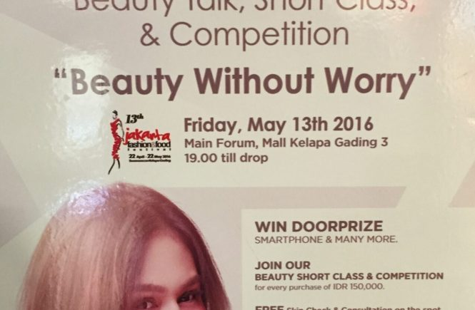 Beuaty Talkshow, Beauty Class, Beuaty, Skin Care, Caring, Biokos