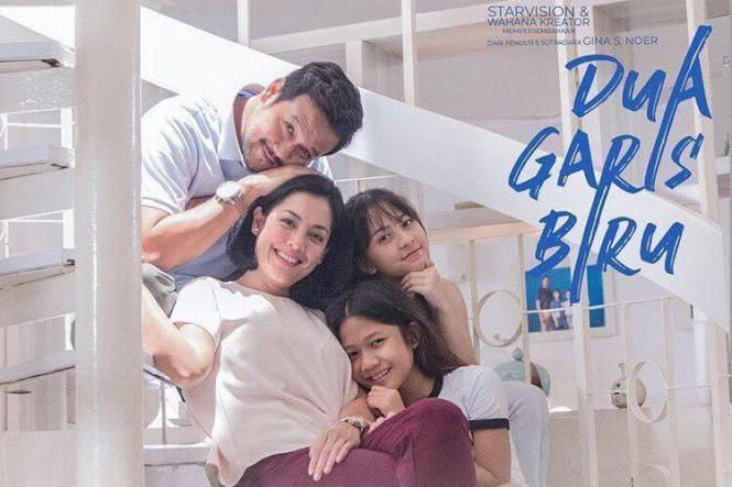 Keluarga Dara-Film Dua Garis Biru