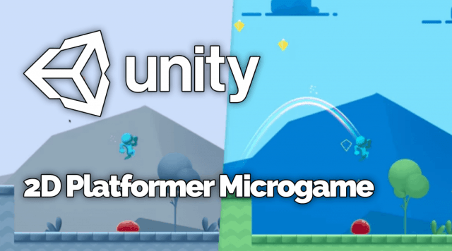 Unity 2D Platformer Microgame