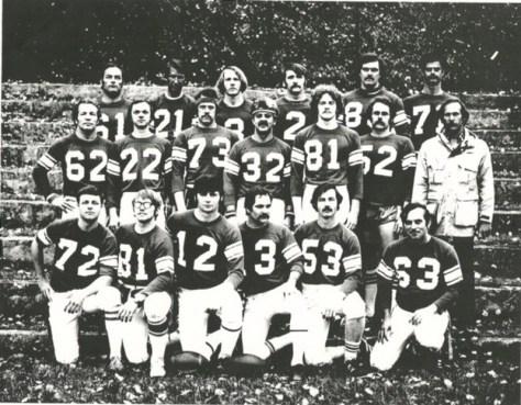 Detachment-A Football Team
