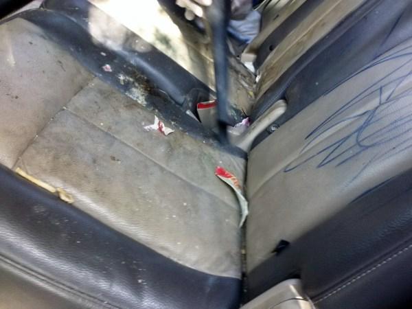 Grimy Car Interior Needs Serious Detailing