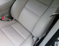 interior detailing leather upholstery
