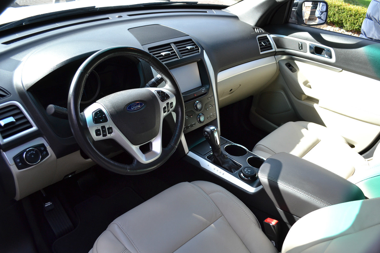 Ford Explorer 2013 Pre Owned
