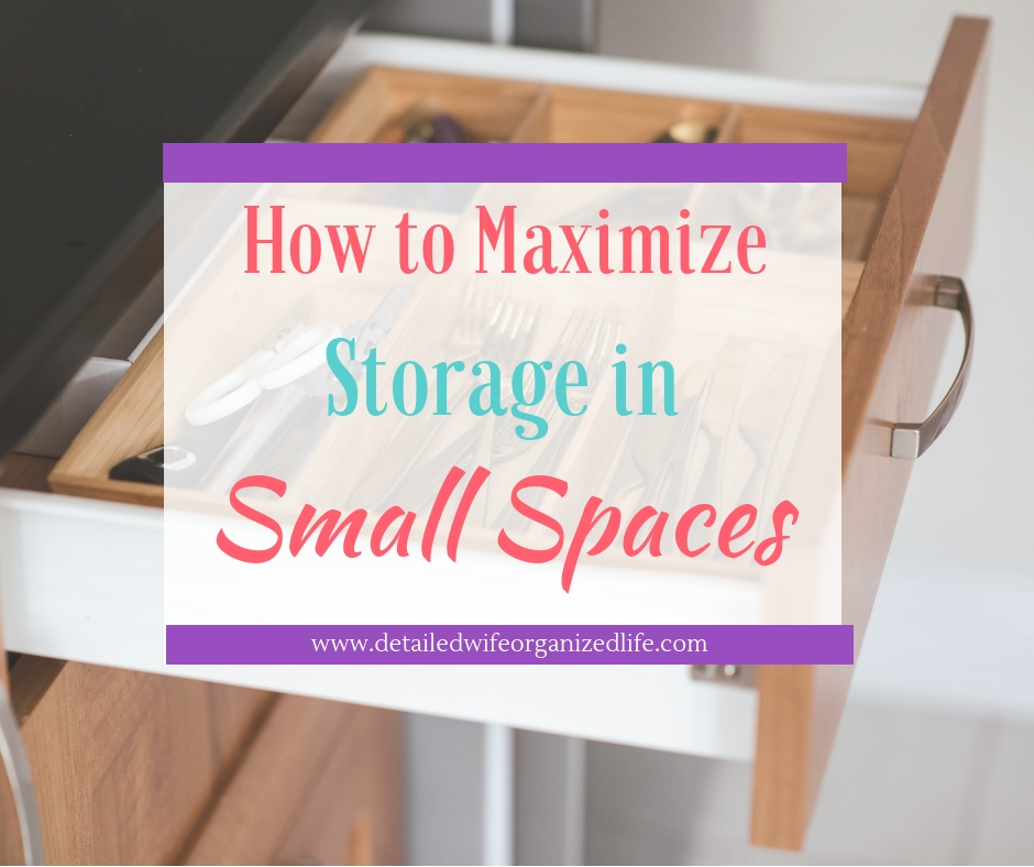 5 Tips for Optimizing Storage in Small Spaces