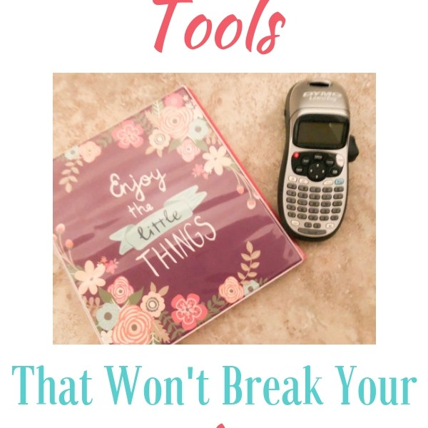 Home Organization Tools That Won't Break Your Budget