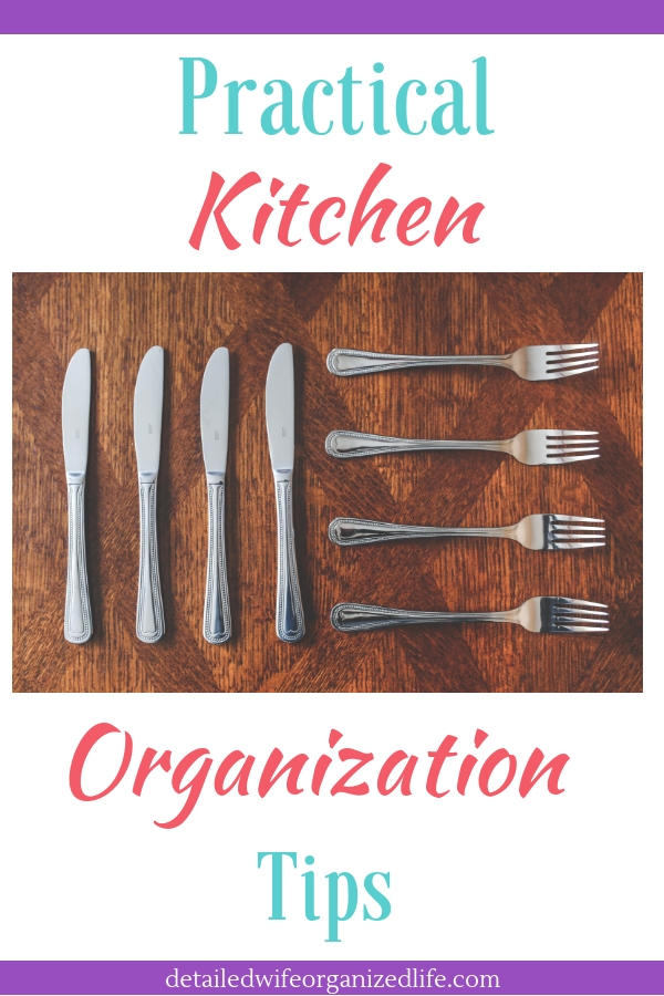 Practical Kitchen Organization Tips
