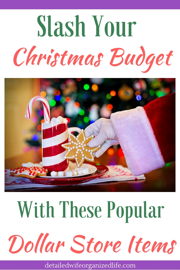 Slash Your Christmas Budget With These Popular Dollar Store Items