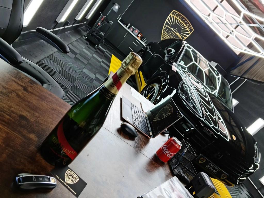 Detailing, GT et champagne