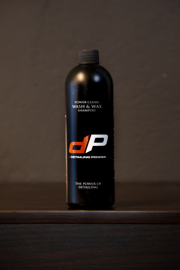 Power Clean Wash & Wax 500ml