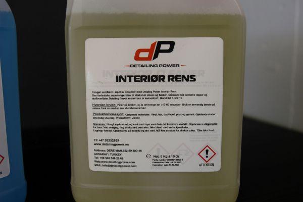 Detailing power Interiør Rens