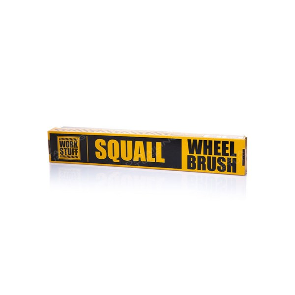 WORK STUFF Squall - szczotka do felg z mikrofibry