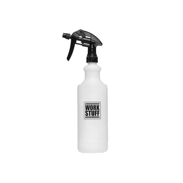 WORK STUFF Work Bottle - butelka z atomizerem 1l