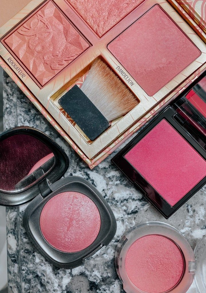 Rosy Cheeks – Go-To Blushes