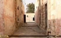 سجن تدمر الصحراوي