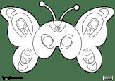 Máscara-Mariposa-completa