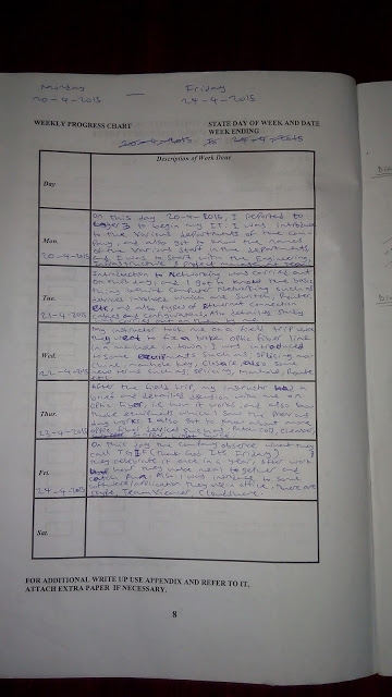 HOW TO FILL YOUR SIWES LOG BOOK.(A QUICK HINT FOR NIGERIAN INDUSTRIAL TRAINING STUDENTS)