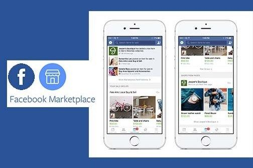Facebook Marketplace iOS
