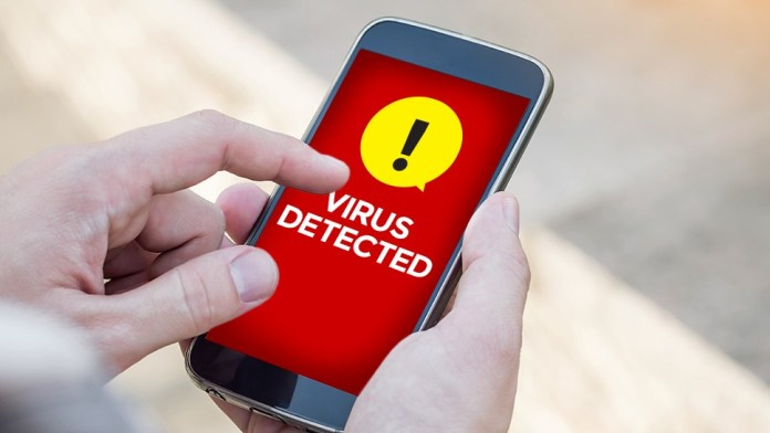 Android Phone Virus