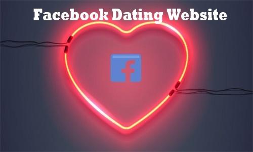 Facebook Dating App Website