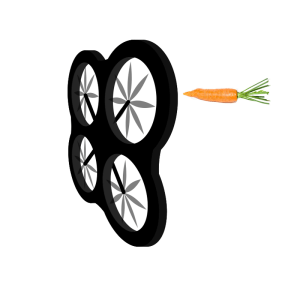 drone-chopping-carrot