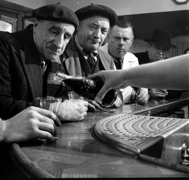 Coca Cola is introduced in France, 1950