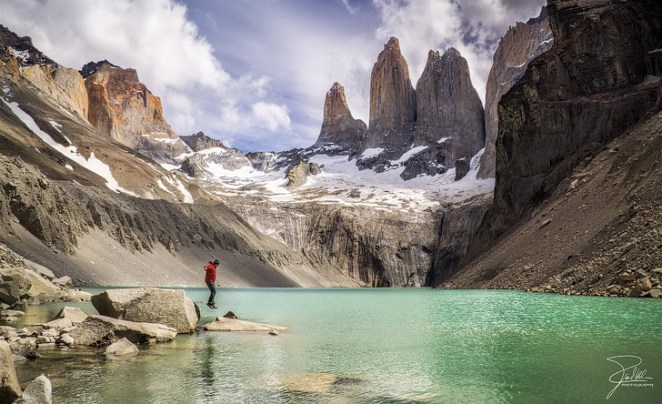 "10. The Torres del Paine ""W"" Circuit , Chilie"