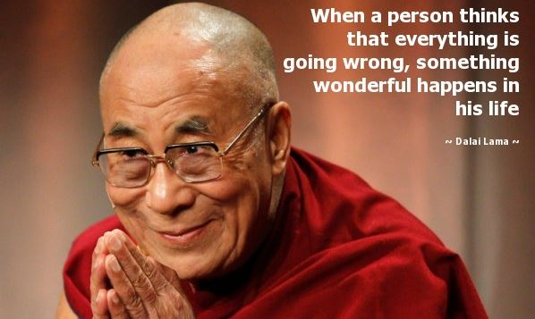 50 Inspirational Quotes About Happiness From Dalai Lama