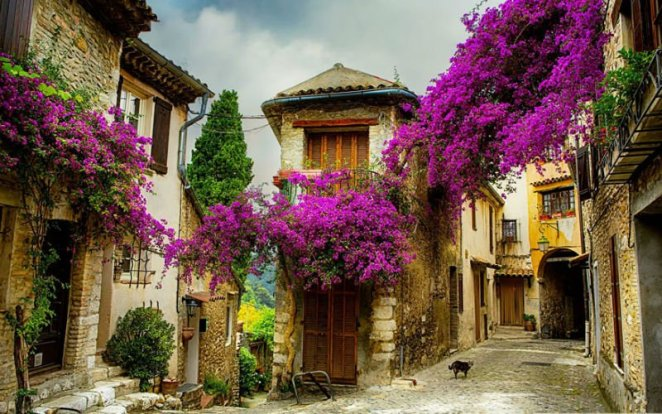 15 Gorgeous villages around the world which are just too wonderful to be real