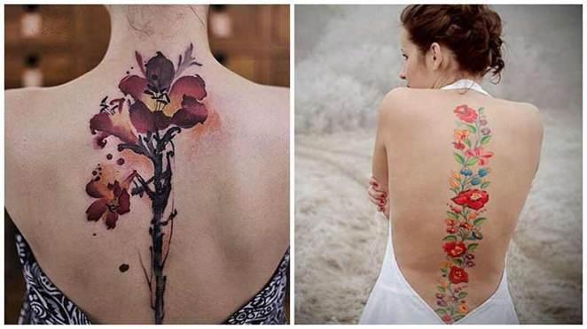 spine-tattoo