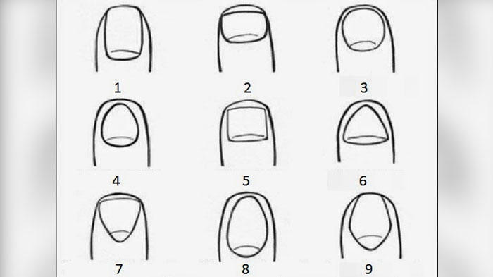What Kind Of Person Are You? Your Fingernails Can Reveal Your Personality