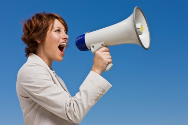 woman-with-a-megaphone-asserting-herself2