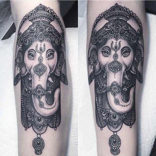 hindu tattoo20