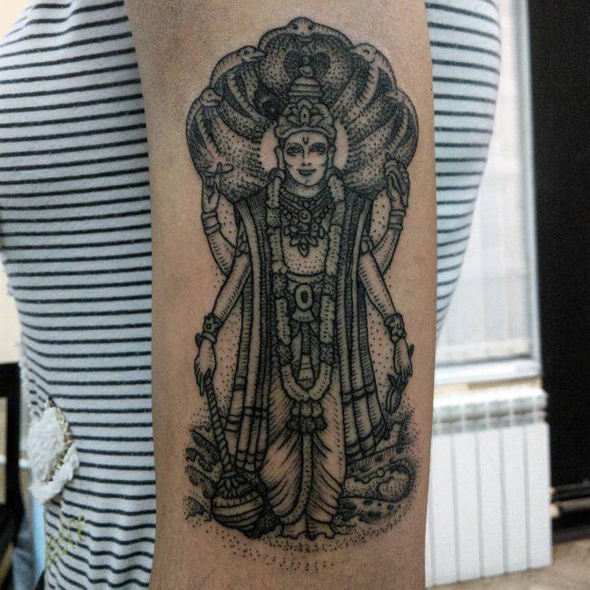 hindu tattoo4
