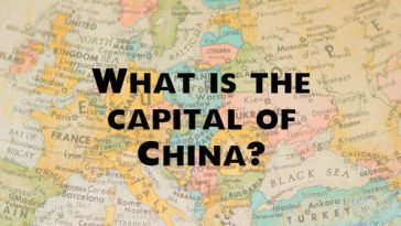 Capital of Countries Quiz